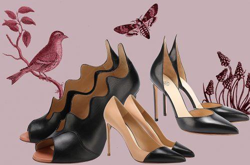 Выбор лучших дизайнерских туфель на высоком каблуке
